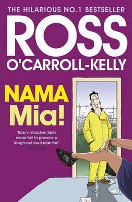 O'Carroll- Kelly, Ross / Nama Mia! (Large Paperback)