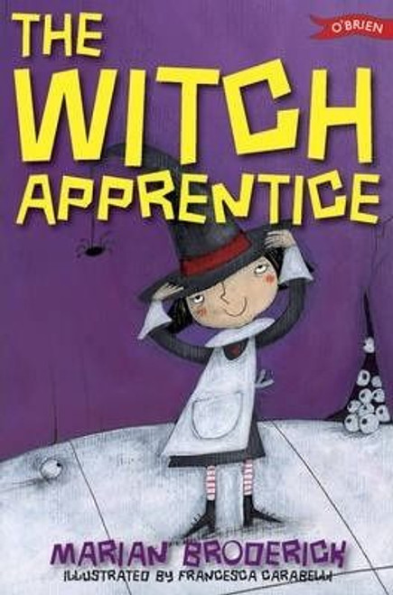 Broderick, Marian / The Witch Apprentice