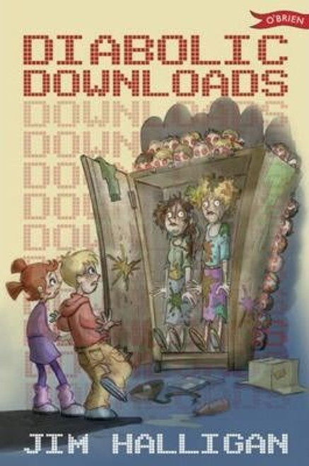 Halligan, Jim / Diabolic Downloads