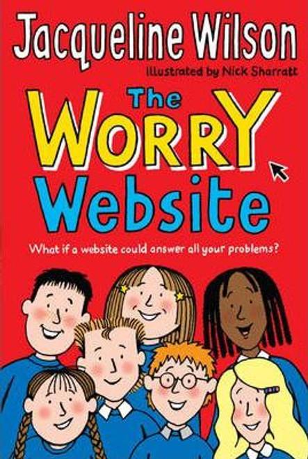 Wilson, Jacqueline / The Worry Website