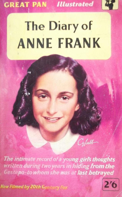 Frank, Anne / The Diary Of Anne Frank