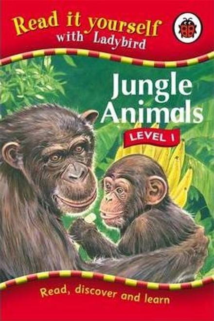ladybird / Read it Yourself: Jungle Animals