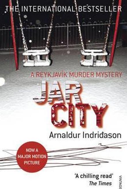 Indridason, Arnaldur / Jar City