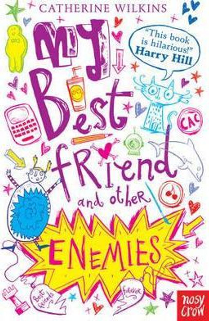 Wilkins, Catherine / My Best Friend and Other Enemies