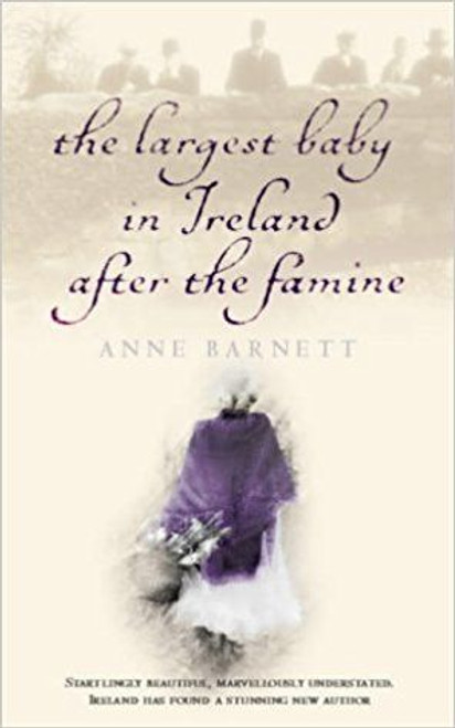 Barnett, Anne / The Largest Baby In Ireland After The Famine (Medium Paperback)