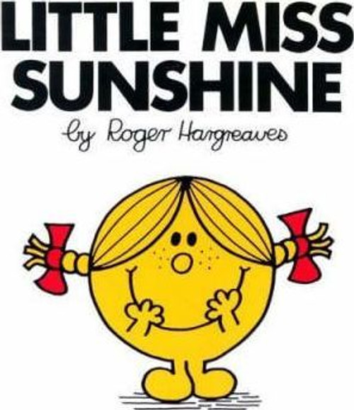 Mr Men and Little Miss, Little Miss Sunshine