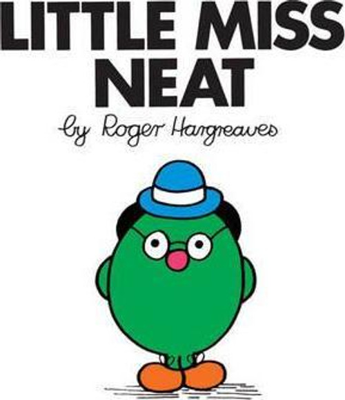Mr Men and Little Miss, Little Miss Neat