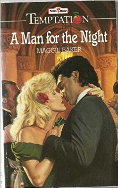 Mills & Boon / Temptation / A Man for the Night