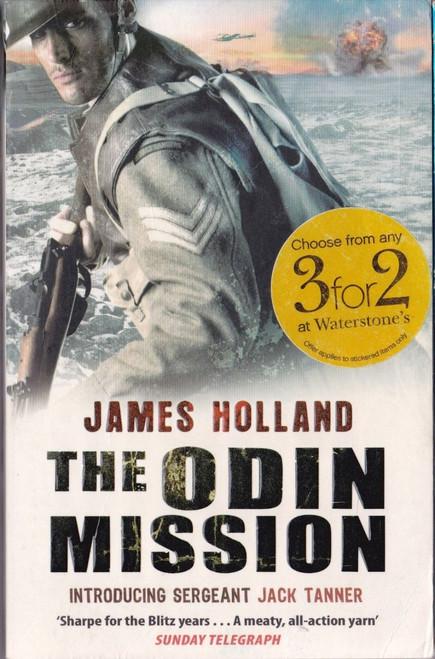Holland, James / The Odin Mission