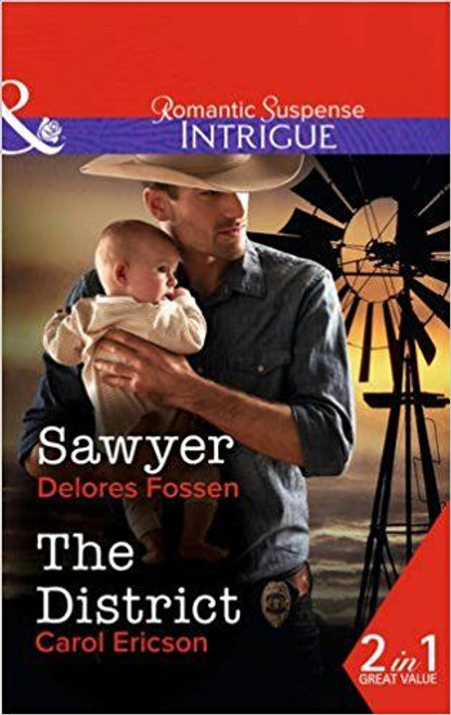 Mills & Boon / Intrigue / 2 in 1 / Sawyer & The District