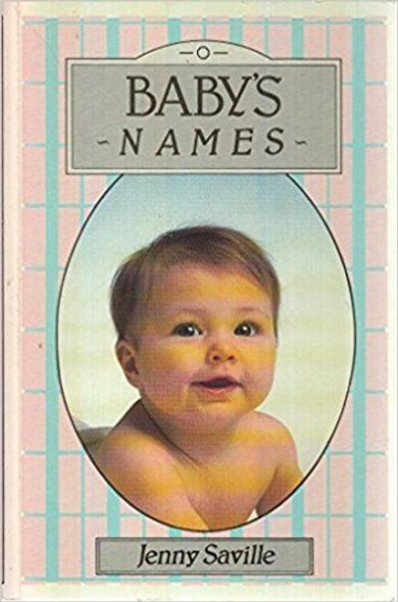 Saville, Jenny / Baby's Names