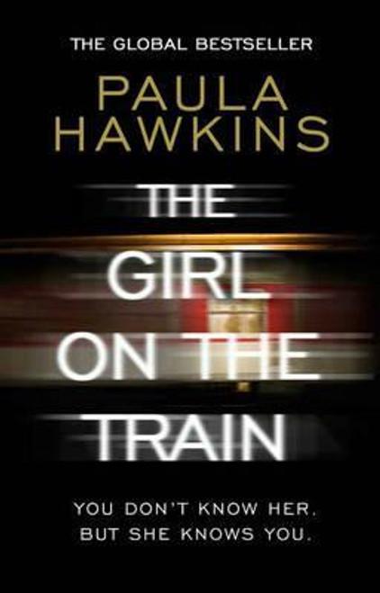 Hawkins, Paula / The Girl on the Train