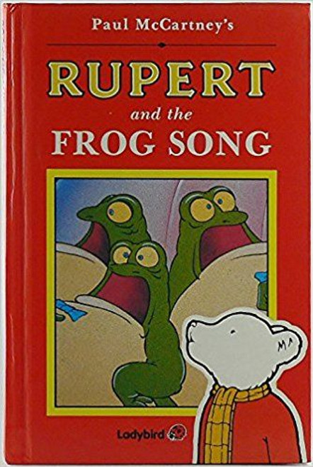 ladybird / Paul McCartney's: Rupert and the Frog Song