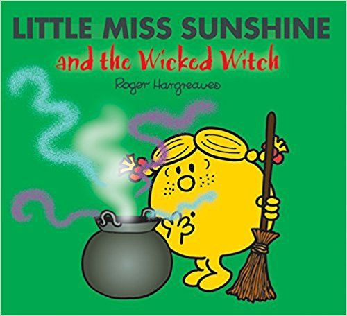 Mr Men and Little Miss, Little Miss Sunshine and the Wicked Witch