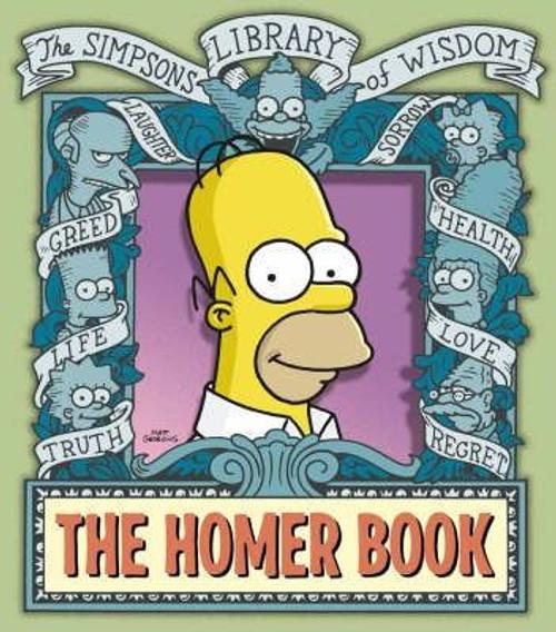 Groening, Matt / The Homer Book