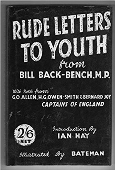 RUDE LETTERS TO YOUTH