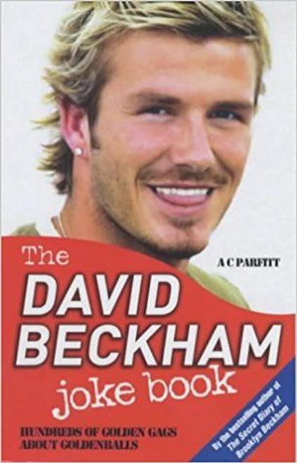 The David Beckham Joke Book