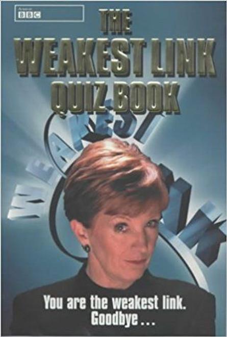 """The """"Weakest Link"""" Quiz Book"""