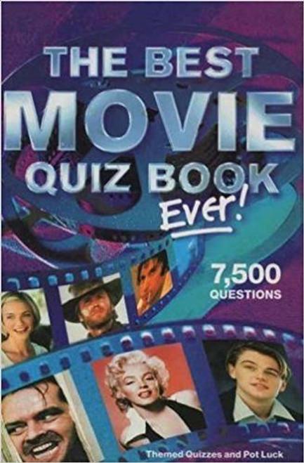 The Best Movie Quiz Book Ever!