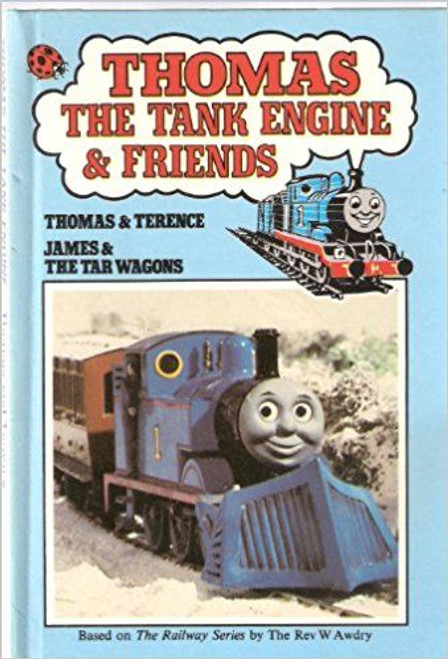 ladybird / Thomas and Terence & James and the Tar Wagons