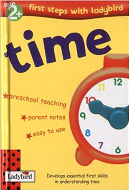 ladybird / Time (First Steps with Ladybird)