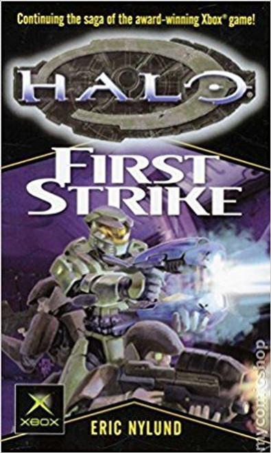 Diehl, William / First Strike (Halo #3) 1st (first) edition Text Only