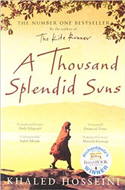 Hosseini, Khaled / A Thousand Splendid Suns (Large Paperback)