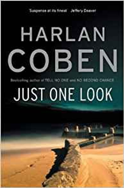 Coben, Harlan / Just One Look (Large Paperback)