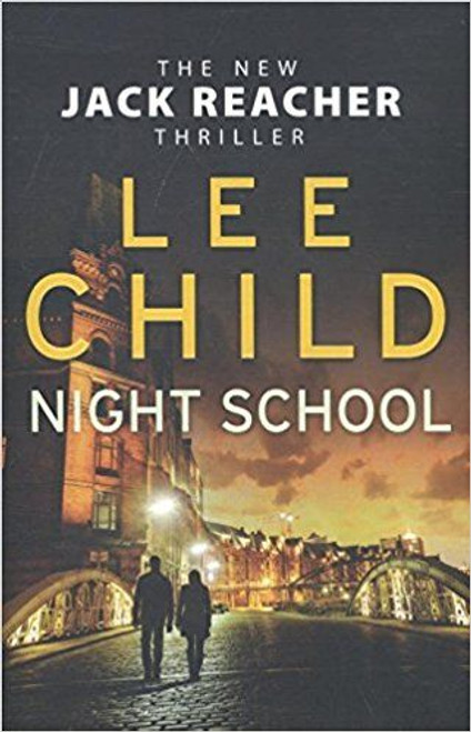 Child, Lee / Night School (Large Paperback)