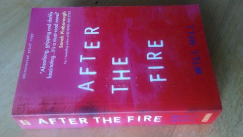 Will Hill - After the Fire, YA Novel 2017 Proof Copy PB Waco Cult