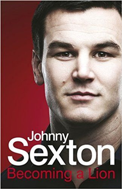 Sexton, Johnny / Becoming a Lion (Large Hardback)