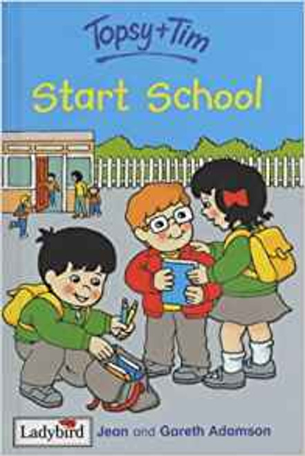ladybird / Topsy + Tim: Start School