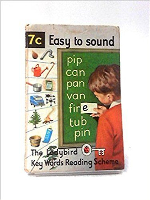 ladybird / Keywords with Ladybird: Easy to Sound