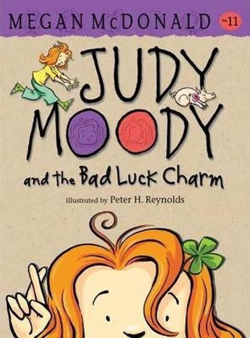 McDonald, Megan / Judy Moody and the Bad Luck Charm