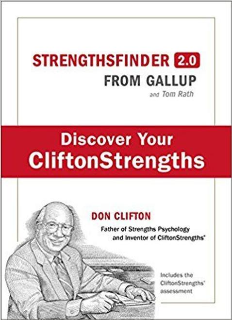 Rath, Tom / StrengthsFinder 2.0 (Hardback)