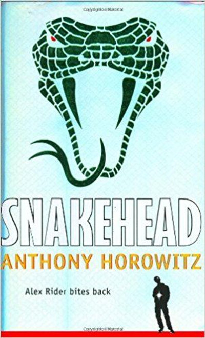 Horowitz, Anthony / Snakehead  (Hardback) ( Alex Rider,  Book 7 )
