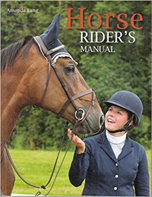 Lang, Amanda / Horse Rider's Manual (Large Paperback)