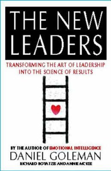 Goleman, Daniel / The New Leaders (Large Paperback)