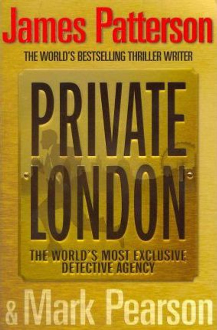 Patterson, James / Private London (Large Paperback)