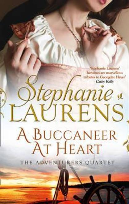 Laurens, Stephanie / A Buccaneer At Heart