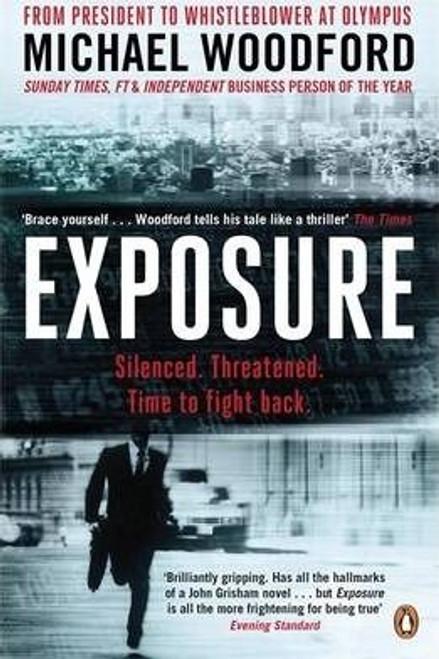 Woodford, Michael / Exposure