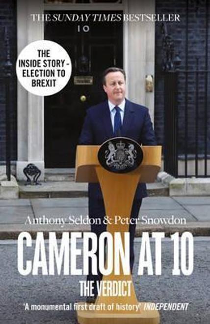 Seldon, Anthony / Cameron at 10: The Verdict