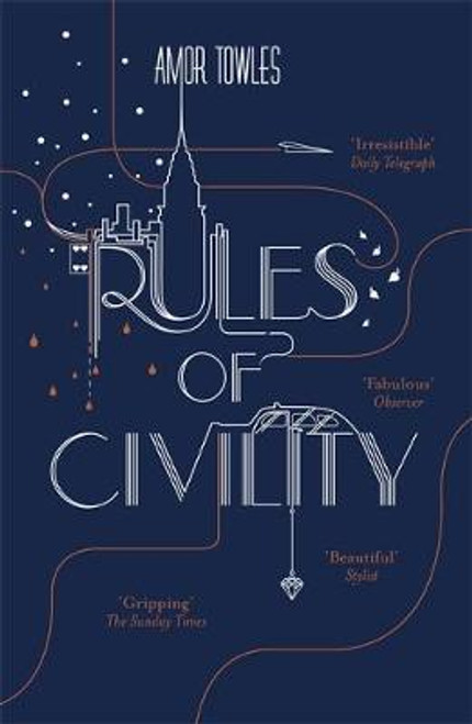 Towles, Amor / Rules of Civility