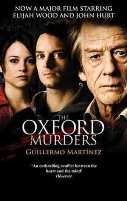 Martinez, Guillermo / The Oxford Murders