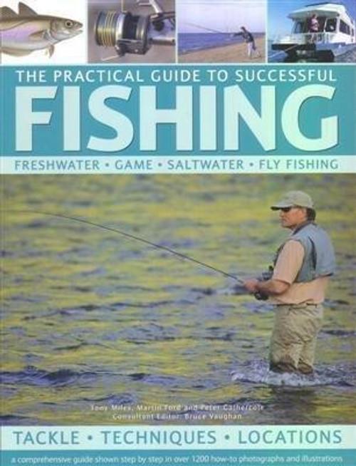 Miles, Toney / The Practical Fishing Encyclopedia (Large Paperback)