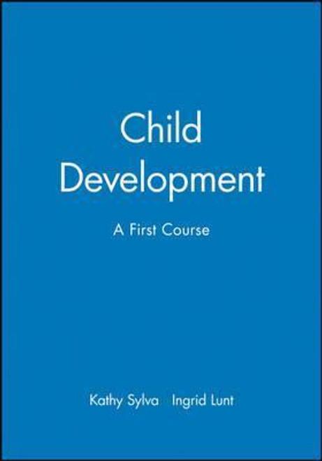 Sylva, Kathy / Child Development (Large Paperback)