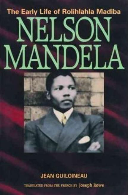 Guiloineau, Jean / Nelson Mandela (Large Paperback)