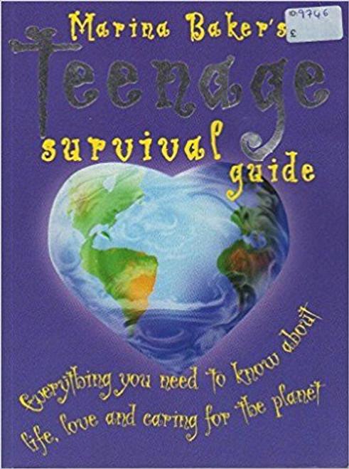 Baker, Marina / Teenage Survival Guide (Large Paperback)