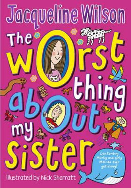 Wilson, Jacqueline / The Worst Thing About My Sister (Large Paperback)