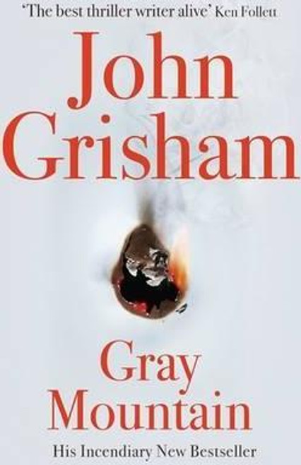 Grisham, John / Gray Mountain (Large Paperback)